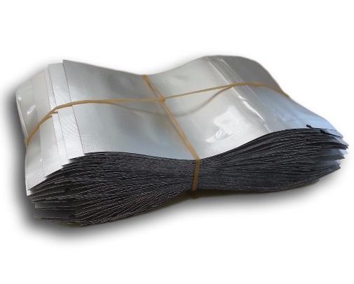 Mylar Pouch - 7.5cm x 10cm