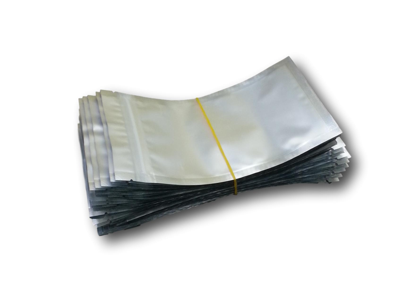 Mylar Ziplock Bag - 10cm x 17cm Clear