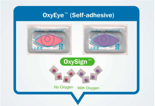 OxyEye Oxygen Indicators