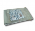 20cm x 30cm HD Mylar Bag - Oxygen Absorber Bundle