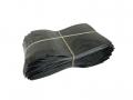 Mylar Pouch - 7.5cm x 10cm - Noir