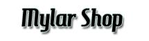 Mylar parduotuvė-Logo
